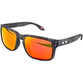Oakley Holbrook Sunglasses black camo/prizm ruby
